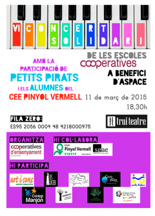 CONCERT COOPERATIVES